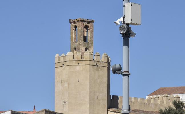 Las cámaras del Campillo de Badajoz continúan sin funcionar cuatro años después