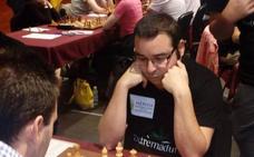 El extremeño Pérez Candelario gana el prestigioso torneo de ajedrez de La Roda