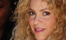 Shakira disimula su alopecia