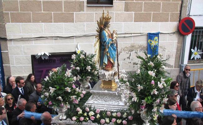 Los jaraiceños honran a la Virgen del Salobrar