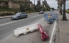 El Ayuntamiento de Badajoz pide un bacheo urgente de Circunvalación