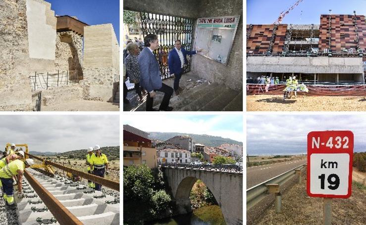 Inversiones de los PGE 2018 en Extremadura