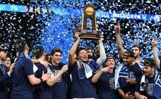 Los Wildcats, campeones de la NCAA