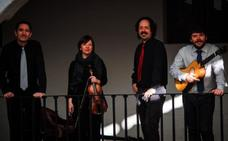 Concierto en Cáceres organizado por la Asociación Musical Cacereña