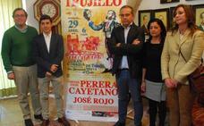 José Rojo torerará con Perera y Cayetano en la Feria de Queso de Trujillo