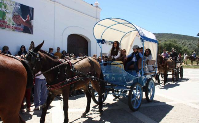 Cáritas de Don Benito celebra este domingo su romería ecuestre solidaria