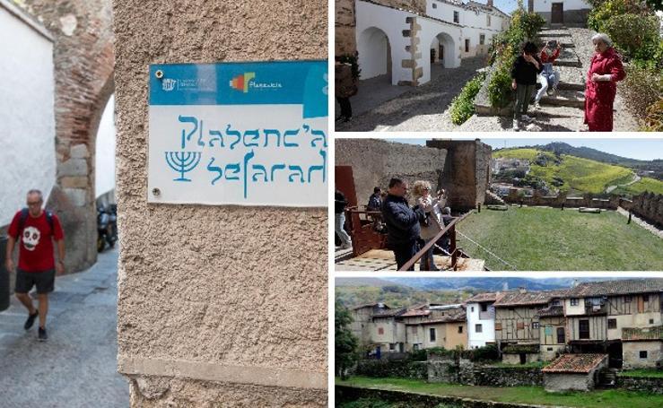 La Extremadura judía, en imágenes