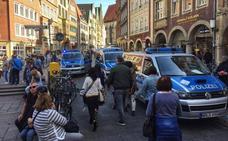 Un hombre con problemas psicológicos mata a dos personas en un atropello múltiple en Münster