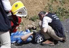 Michael Goolaerts muere tras sufrir un paro cardíaco en la París-Roubaix