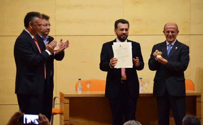 La comunidad claretiana recibe el Escudo de Oro de Don Benito