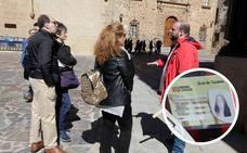 Guías turísticos 'de Aragón' enseñan Cáceres