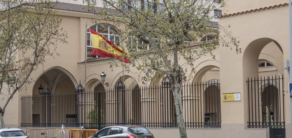 En la provincia de Badajoz falta un 11,5% de efectivos de la Guardia Civil, según la AUGC