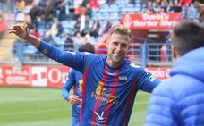 El Extremadura ya roza el playoff
