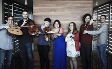 Músicos del Conservatorio de Badajoz participan en un concierto para ayudar a una compañera