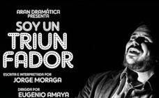 'Soy un triunfador' se representa hoy en la Hernán Cortés