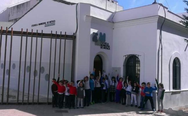 Almendralejo crea el primer certamen para alumnos de escuelas de música de toda Extremadura