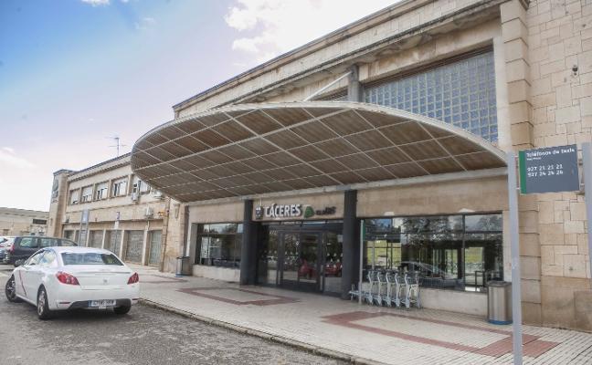 La estación de tren de Cáceres será sometida a una reforma completa de 7,5 millones