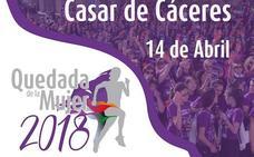 Quedada en Casar de Cáceres previa a la Carrera de la Mujer de Arroyo