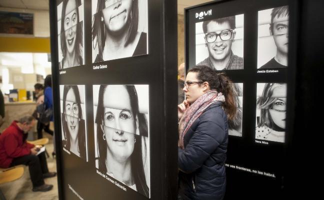 Campaña de Correos en Cáceres para sensibilizar sobre el síndrome de Down