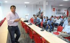 El PSOE prevé elegir este año a todos sus candidatos a las municipales de 2019