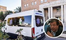 Vara: «Nada me hubiera gustado más que el Consorcio ganara el concurso de ambulancias»