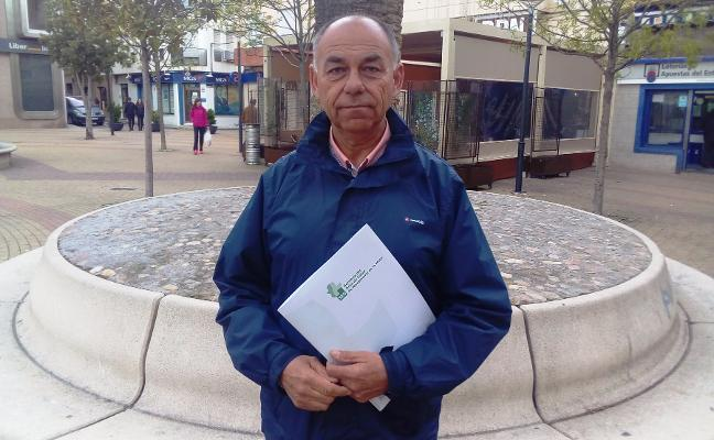 Mariano Catalina anima a Ciudadanos a recoger firmas para mejorar la sanidad en Campo Arañuelo