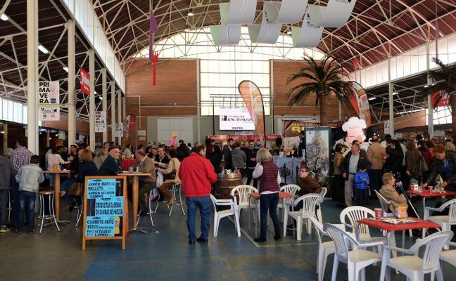Arranca la Feria de la Primavera de Zafra y dentro de ella, la Gastronómica