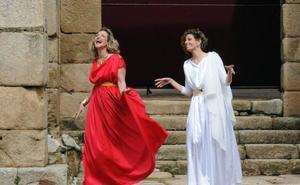 La obra de los profesores del Santa Eulalia clausuran el Festival Grecolatino