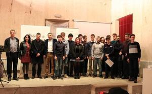 Entregados los premios de la segunda edición del certamen de ciencias del Ateneo de Cáceres