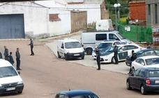 La Guardia Civil 'toma' Campanario en una operación antidroga