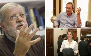 La Diputación de Badajoz premiará a Rodríguez Ibarra, Inocencia Cabezas y Atanasio Naranjo