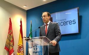 El juez anula la resolución por la que Diputación reclamaba 948.000 euros a Cáceres por los bomberos