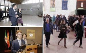 Educación eleva a 14 millones de euros la inversión en la Universidad Laboral de Cáceres