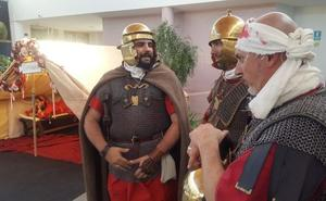 Exposición viva para adentrarse en la vida romana