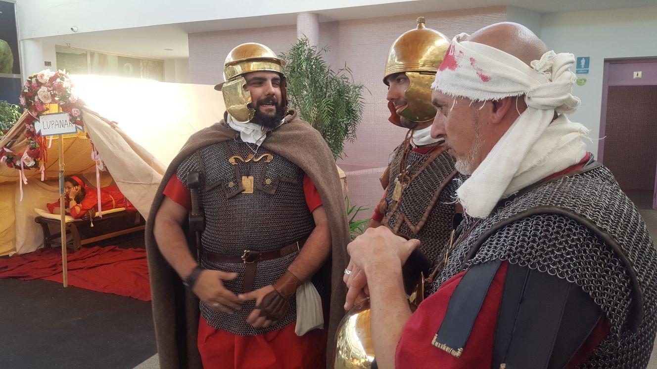 Exposición viva de Emerita Antiqva