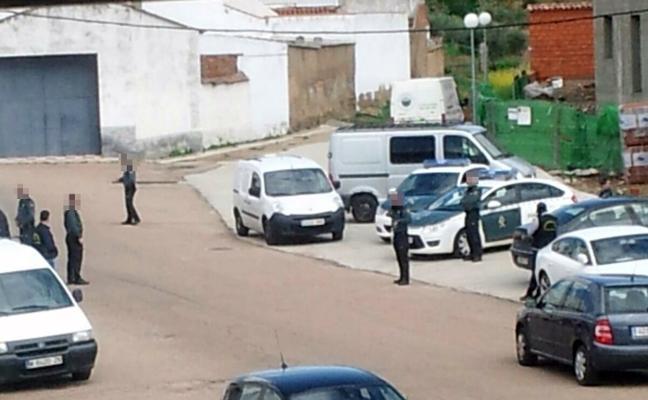 Los dos hombres detenidos en la redada antidroga de Campanario van a prisión