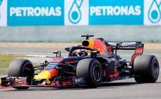 Ricciardo se calza los zapatos de ganar