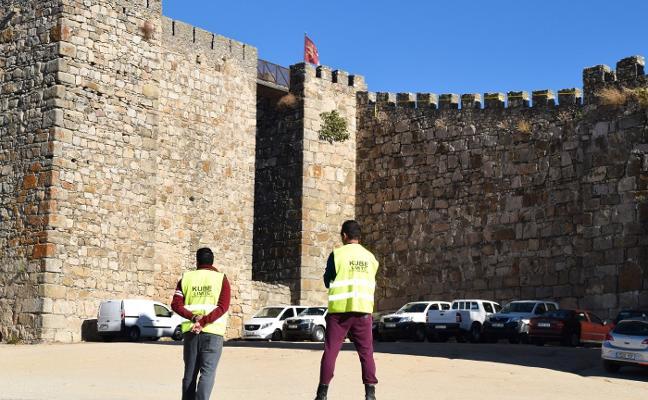Trujillo quiere pertenecer al club del producto turístico Castillos y Palacios de España