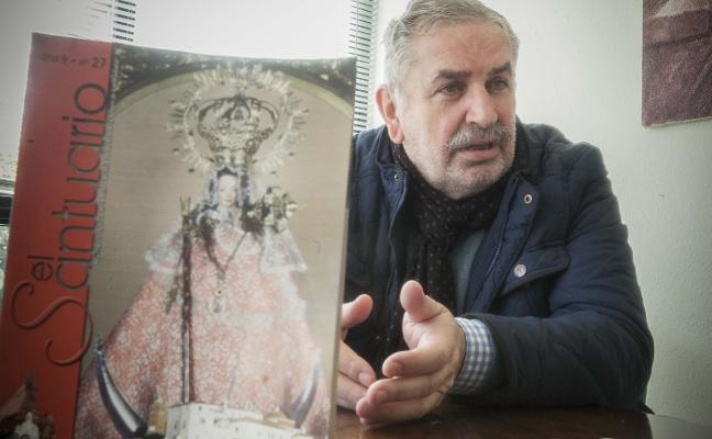 El coronel Fernández Rincón optará a ser mayordomo de la Virgen de la Montaña