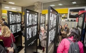 Exposición 'XTumirada' sobre el Síndrome de Down en Cáceres