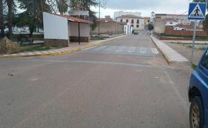Un ciclista recibirá 46.331 euros por el accidente que le causó un resalte en Corte de Peleas