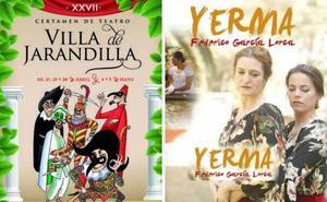 Compañías de 6 provincias participarán en Jarandilla de la Vera en su 27º Certamen de Teatro
