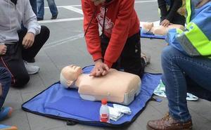 Los alumnos del intituto Norba de Cáceres aprenderán primeros auxilios esta semana