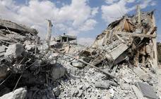 Tibio apoyo de la UE al ataque en Siria