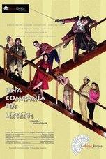 La obra teatral 'Una compañía de locos' abrirá el domingo la Semana del Libro de Zafra