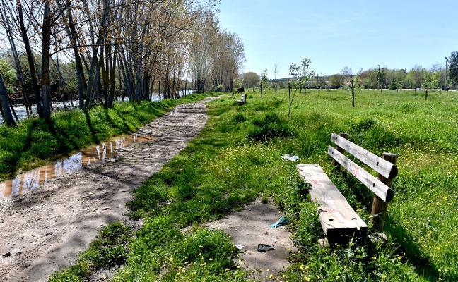 Alumnos de institutos y colegios limpiarán el domingo las orillas del río Alagón