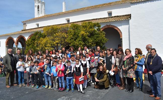 Fregenal cierra sus fiestas con la segunda romería y los concursos escolares Virgen de los Remedios