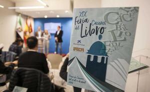La Feria del Libro de Cáceres mira a Portugal