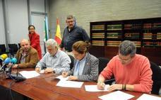 Firmado el acuerdo para pagar la carrera profesional a un millar de interinos y temporales