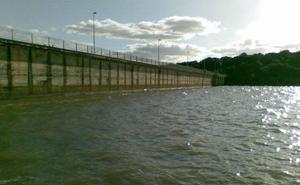 Ruta ambiental de Adenex por el embalse de Los Canchales